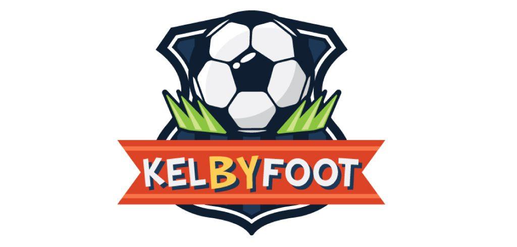 Création logo Kelbyfoot